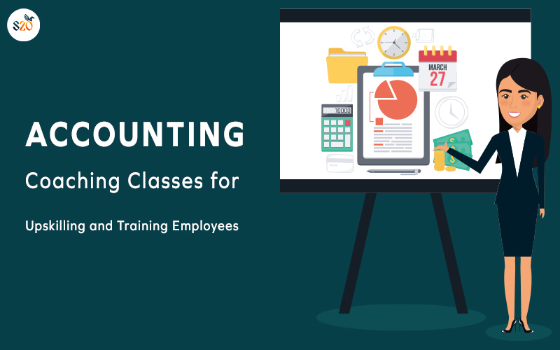 Accounting Coaching Classes for Upskilling and Training Employees